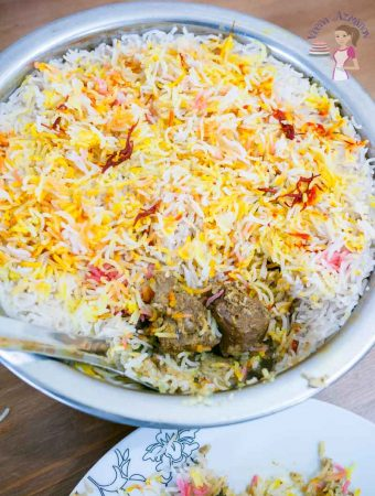 Indian Lamb Biryani Simplified – Gosht ki Biryani