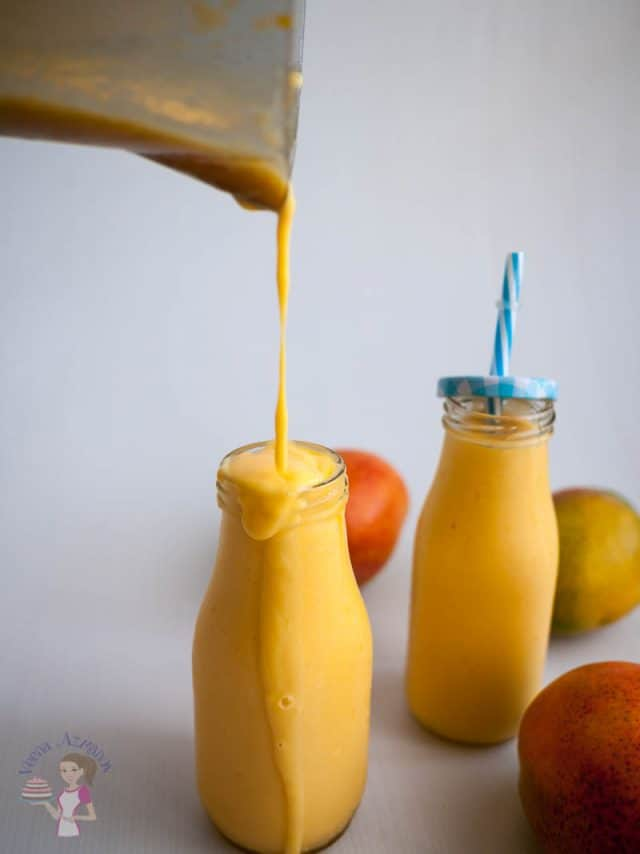 The classic Indian lassi with mango and yogurt takes a modern twist with mango and coconut milk instead. This simple, easy and effortless drink made with luxurious sweet coconut milk and fresh seasonal mangoes take no more than 5 minutes to prepare and is naturally vegan, gluten-free and dairy-free.