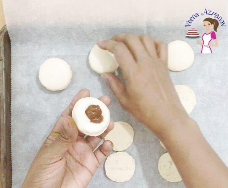 French macarons, Classic Vanilla, No-fail method, Recipe
