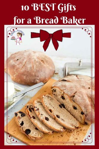 Here are 10 best gifts you can give a baker who loves to bake bread. Best gifts for break bakers
