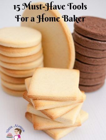 These are my picks for the 15 must have tools for a home baker that works as a gift guide as well.