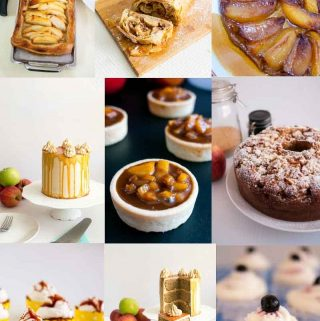 An image optimized for these delicious 9 Apple desserts, you must-try this autumn when apples are in season.