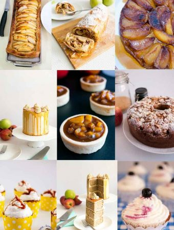 The Easiest 9 Apple Desserts you can make