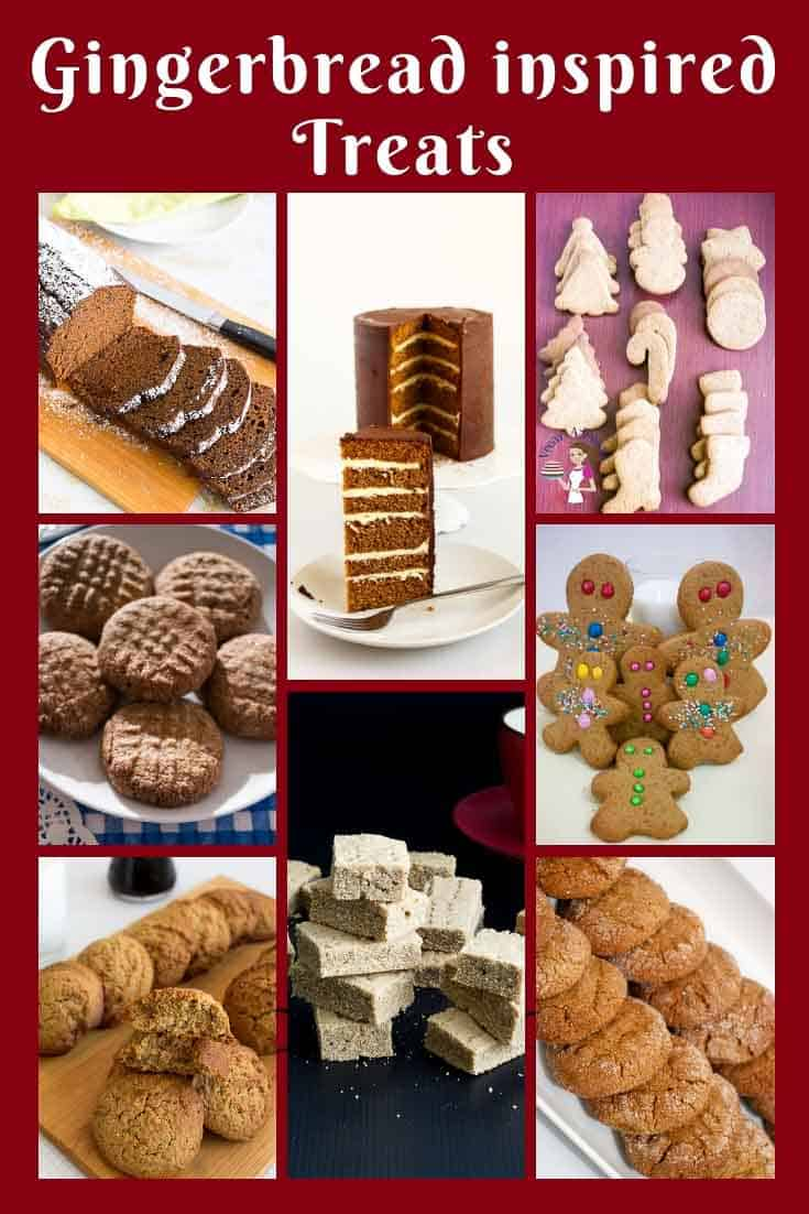 A collection of recipes with molasses for those with a passion for gingerbread flavors.