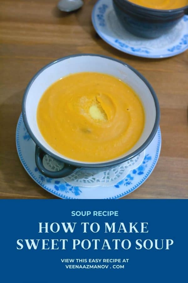 Pinterest image for soup with