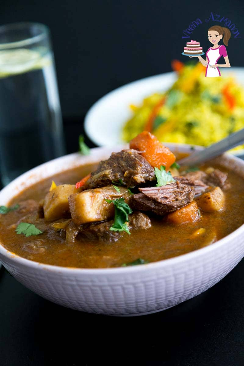 Make a delicious slow cooker beer braised beef stew with this simple easy step by step video recipe. Crockpot beer Beef Stew