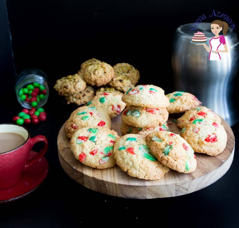 Candy Christmas Cookies