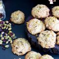 Buttery Crunchy Cranberry Pistachio Cookies perfect treat during the festive season.