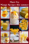 Recipes you must try with mango. The perfect tropical fruit in desserts