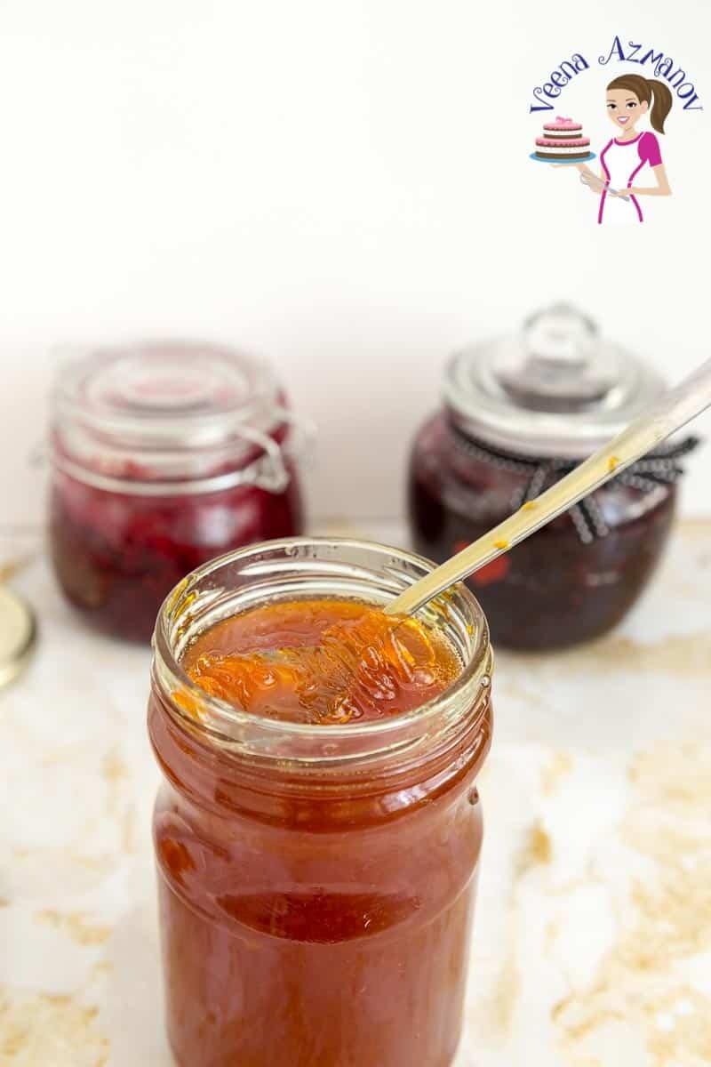 Orange Marmalade Without Pectin