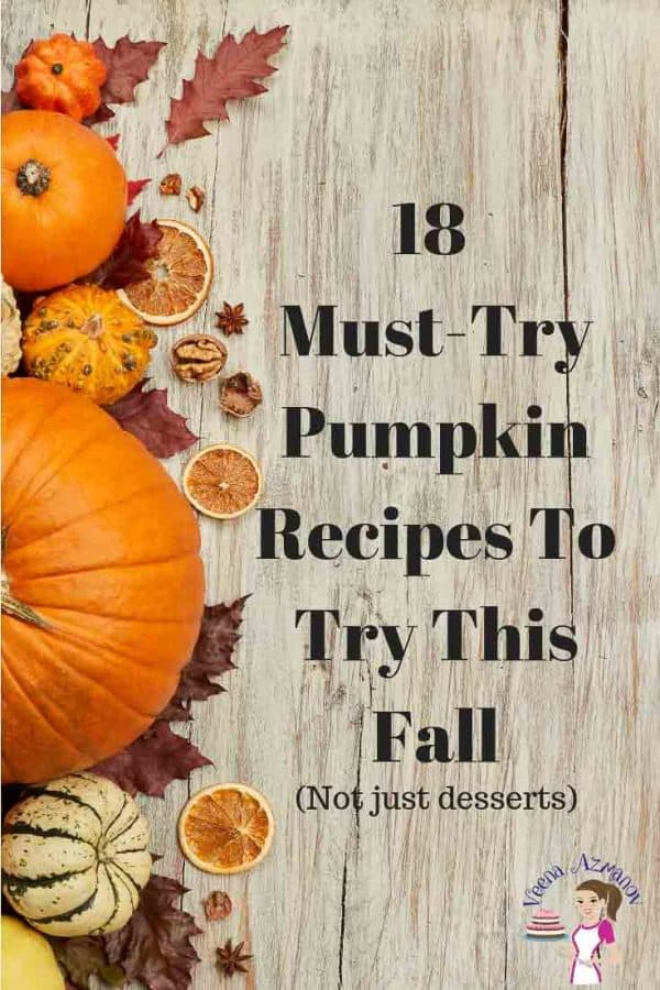 Learn to make delicious pumpkin recipes to try this fall season with fresh homemade pumpkin puree