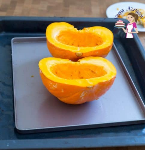 Learn to make pumpkin puree at home from scratch without any special equipment.