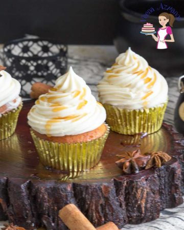 Fall is the perfect flavor of all and works great in this buttercream frosting recipe