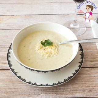 How to make Homemade Soup with Cauliflower