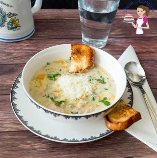 How to Make Homemade Soup with Chicken - Pie Recipe