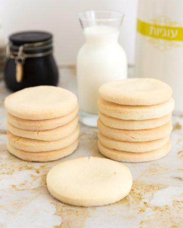 Rice Flour Sugar Cookies - Gluten-Free Sugar Cookies