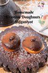 Bring the classic tiramisu to your cream filled doughnuts