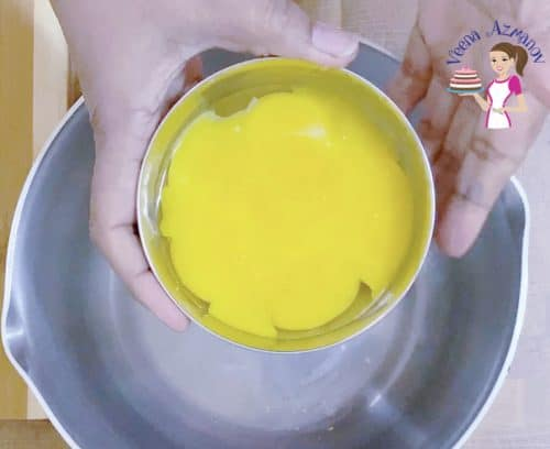 How to make Pastry Cream Step by Step