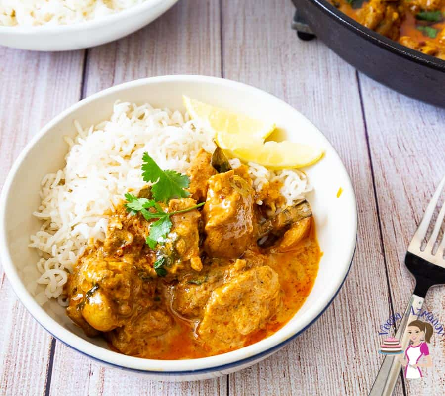 Butter Chicken Veena Azmanov