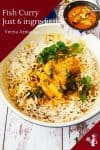How to Make Homemade Curry with Fish and homemade curry powder