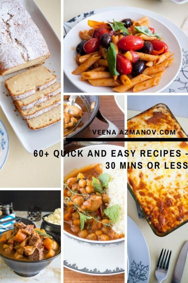 60 Plus Quick and Easy Recipe. you want during quarantine times