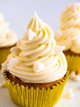 How to Make Chocolate Buttercream with White Chocolate