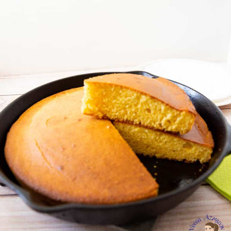 How to make cornbread with buttermilk in just 30 minutes