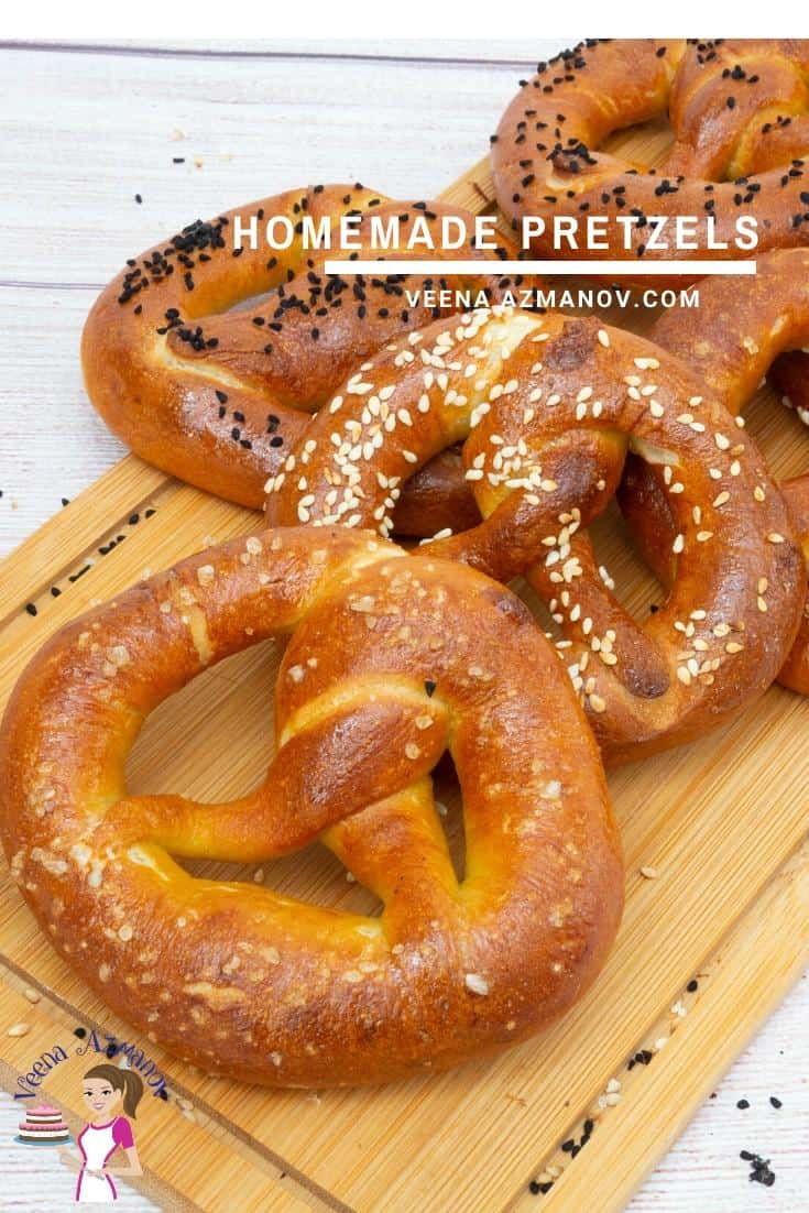 How to make pretzel at home from scratch with my no-fail recipe