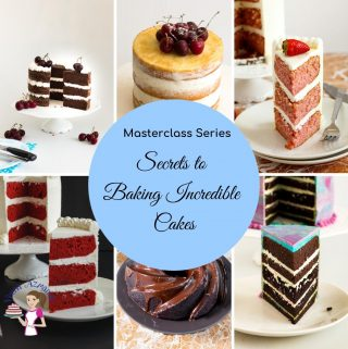 Free Baking Masterclass Secrets to Baking Incredible Cakes