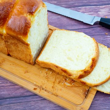 How to make homemade brioche. Sandwich bread recipe.