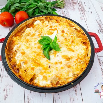 How to make homemade lasagna in one pot in just 30 mins