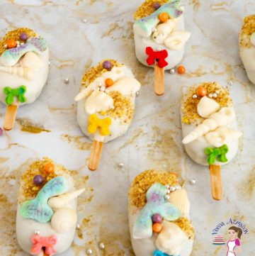 How to make cake pop popsicles