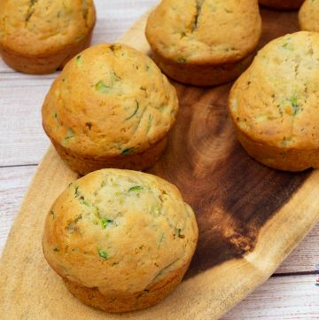 How to make muffins for breakfast or brunch with zucchini