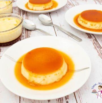 How to make French Crème Au Caramel flan