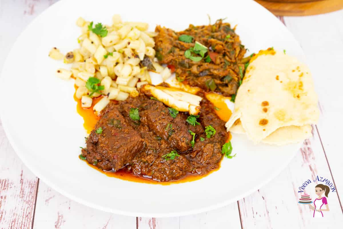 How to make Indian Curry from Scratch with Lamb pieces