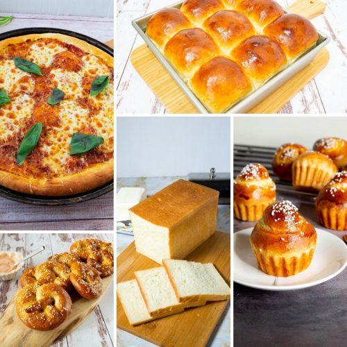 How to make homemade bread recipes