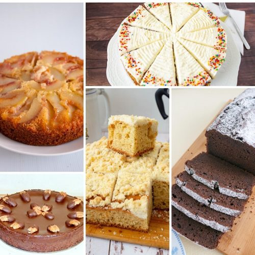 Coffee Cake recipes from basic to exotic