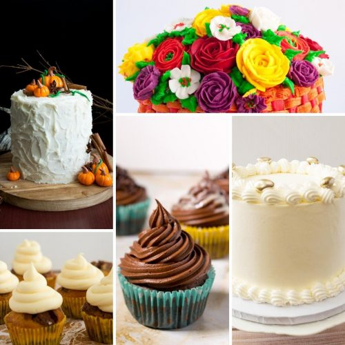 Homemade Buttercream Frostings Recipes and Flavors