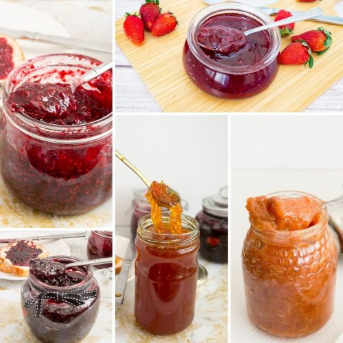 Homemade Recipes for Jams and Jellies