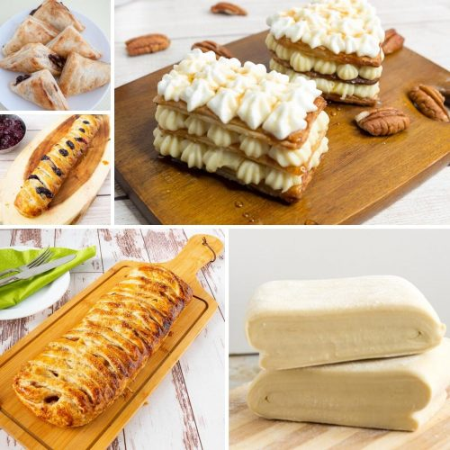 Easy Homemade Puff Pastry Recipes