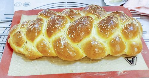 How to make the best challah with milk and honey