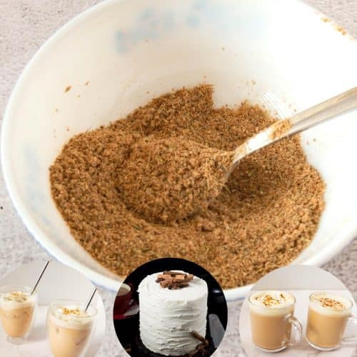 How to make spice mix at home from scratch Chai Spice Blend