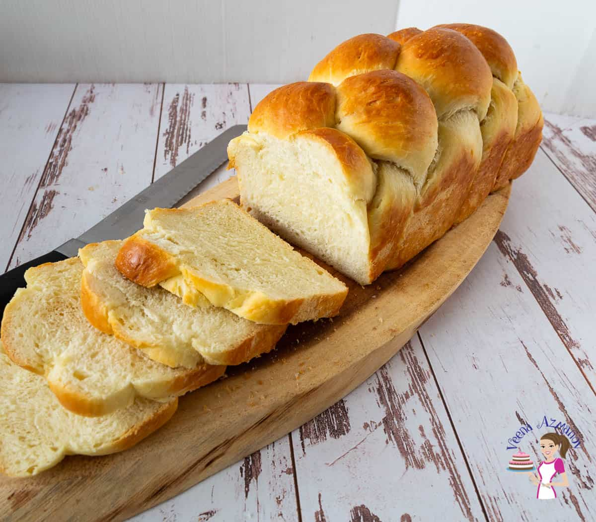 How to make a sandwich bread challah for sandwiches