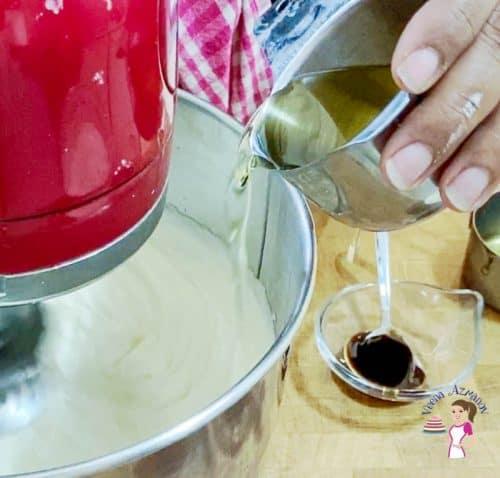 How to make a jewish new year cake Rosh Hashanah with honey
