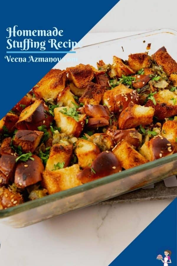 Pinterest image for stuffing
