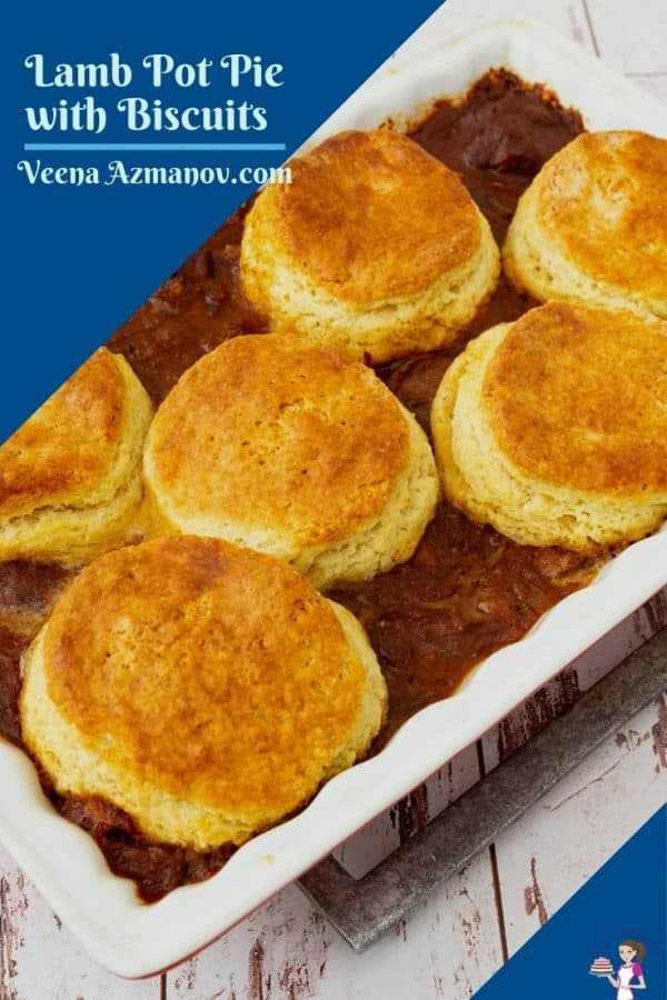 Image for lamb pot pie for pinterest