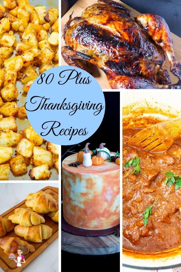 Here are 80 plus thanksgiving recipes from appetizers to desserts and drinks along with tips and best practices to ensure that you deliver the best dinner that family and friends will talk about for a long long time #thanksgiving #recipes #thanksgivingrecipes #fallrecipes #thanksgivingmenus #recipesforthanksgiving #easyrecipes #bestthanksgivingrecipes  via @Veenaazmanov